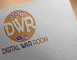 #64 for Digital War Room Logo and Business Card af saonmahmud2