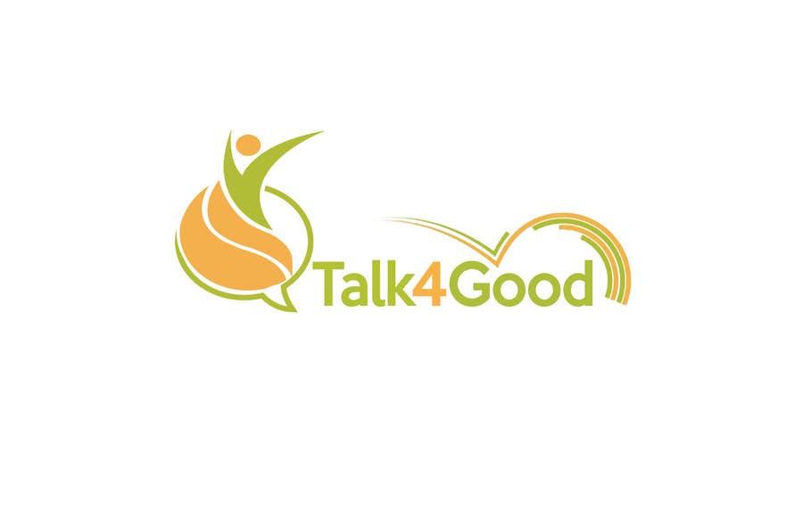 Penyertaan Peraduan #75 untuk Talk4Good Company Logo