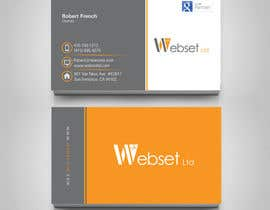 #63 para Business Cards Design por a2mz