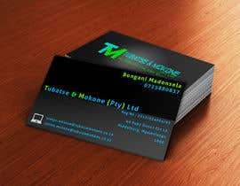#5 untuk Design a letterhead and business cards for a mechanical company oleh arun6it