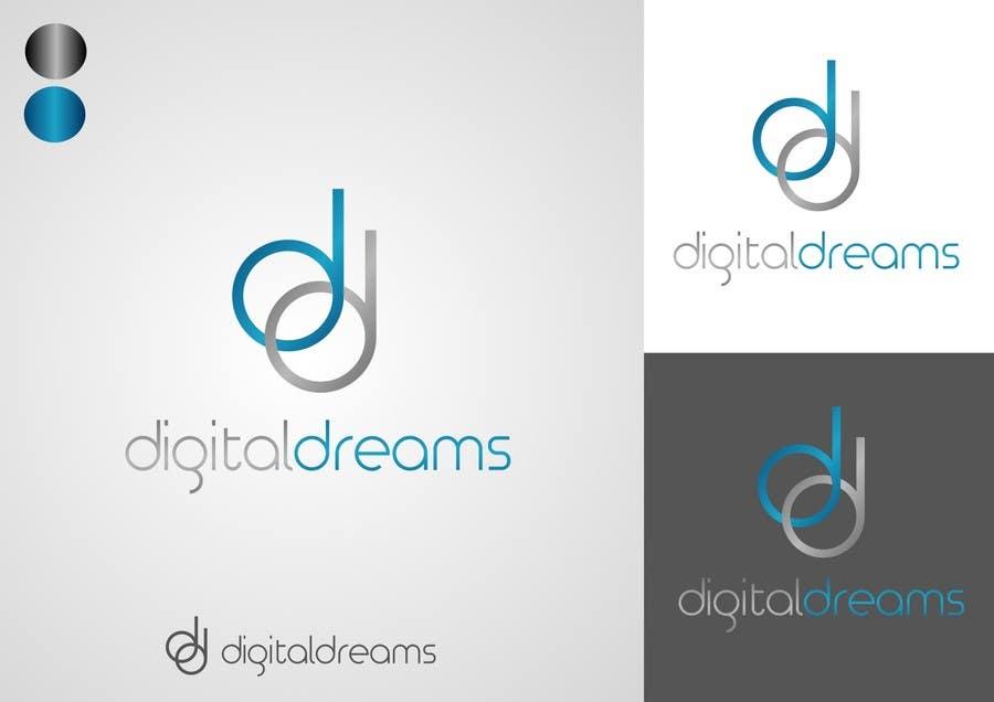 Kilpailutyö #30 kilpailussa Design a Logo for Digital Dreams