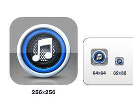 "#33 untuk Design an Icon for the ""Sound Turret"" Mac app oleh GraphXFeature"