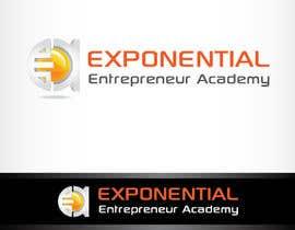 Nro 44 kilpailuun Design a Logo for the Exponential Entrepreneur Academy käyttäjältä baiticheramzi19