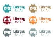 Graphic Design Entri Peraduan #16 for Design a Logo for the Library For All application!