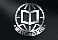 Graphic Design Entri Peraduan #340 for Design a Logo for the Library For All application!