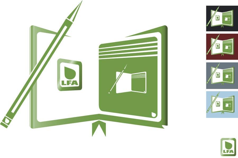 Penyertaan Peraduan #158 untuk Design a Logo for the Library For All application!