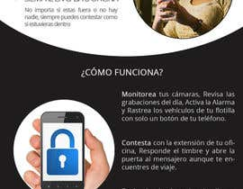#6 untuk Diseñar Folleto PDF e Impreso para venta de Producto oleh cristiansagula