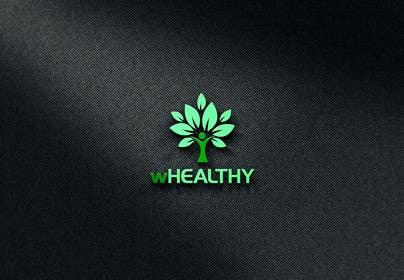 #55 untuk Design a logo for wHealthy oleh farooqshahjee