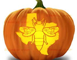 #29 for Illustrate Something for Honey Bee carved into a Pumpkin af marcokap