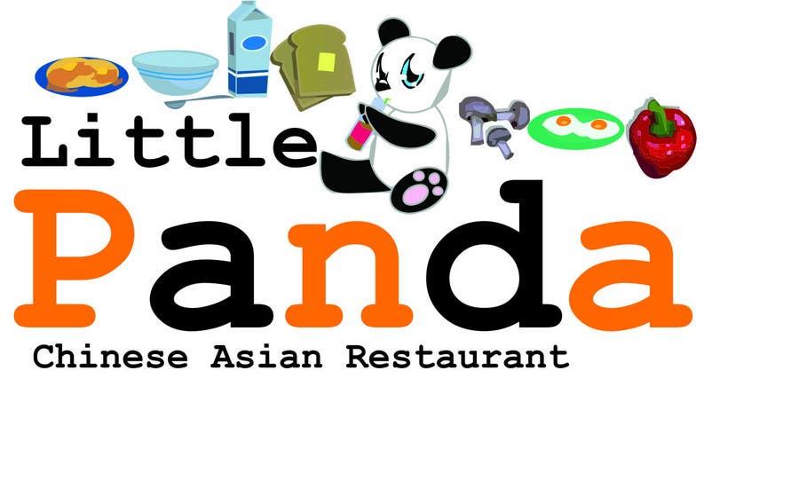 Inscrição nº                                         97                                      do Concurso para                                         A Panda Logo Design for Chinese Restaurant