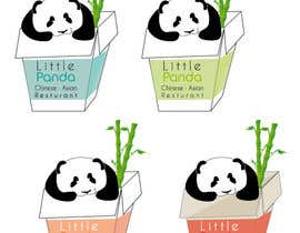 #94 para A Panda Logo Design for Chinese Restaurant de SelikDesigns