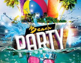 #13 untuk Design a Flyer for Community beach Party oleh amprodzz