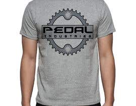 #14 for Design a T-Shirt for Pedal Industries by Khantayeb