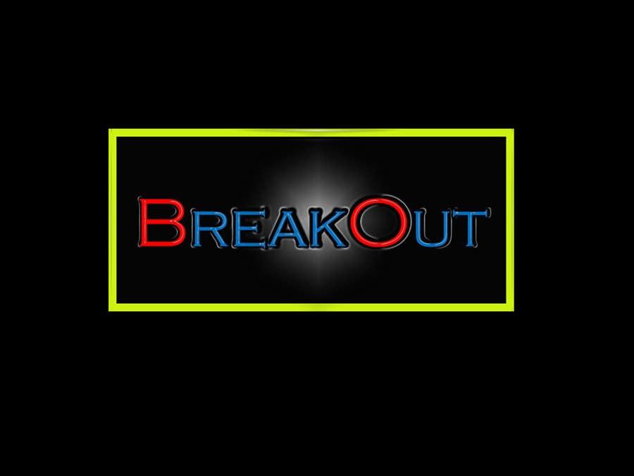 Penyertaan Peraduan #308 untuk Design a Logo for Breakout
