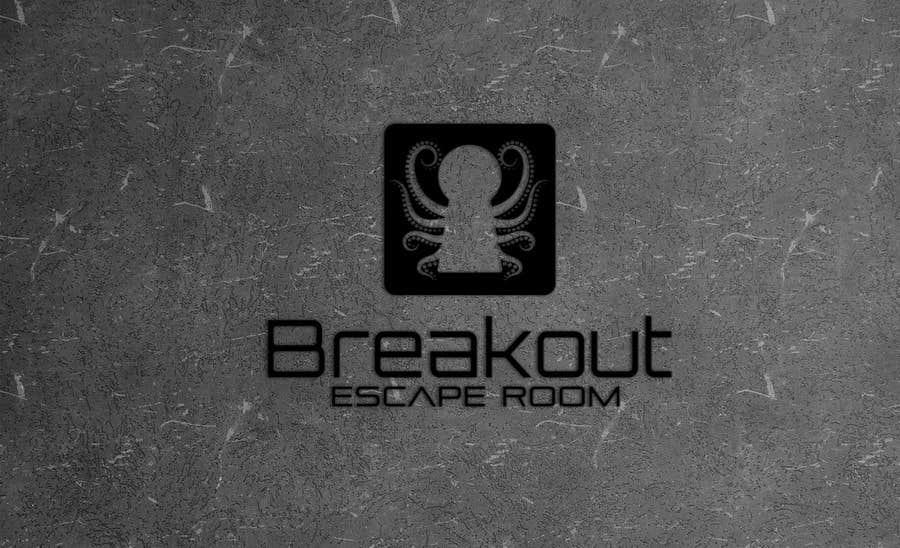 Kilpailutyö #244 kilpailussa Design a Logo for Breakout