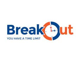 #29 for Design a Logo for Breakout by andresgoldstein