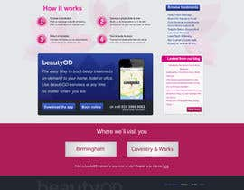 #3 cho Improve our existing design for homepage bởi nole1