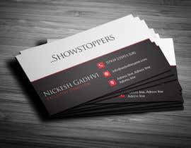 #2 para Design some Business Cards for Events company por Fgny85