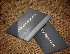 #43 para Design some Business Cards for Events company por graphicbuzz