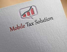 #37 for Design a Logo for Mobile Tax Solution af Junaidy88