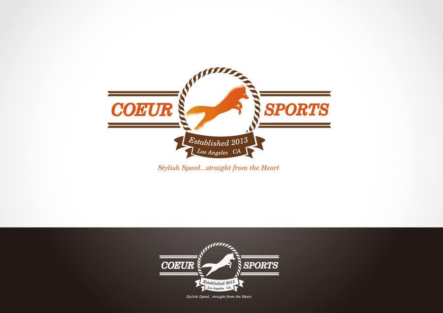 Penyertaan Peraduan #168 untuk Design a Logo for a women's specific endurance sports apparel company