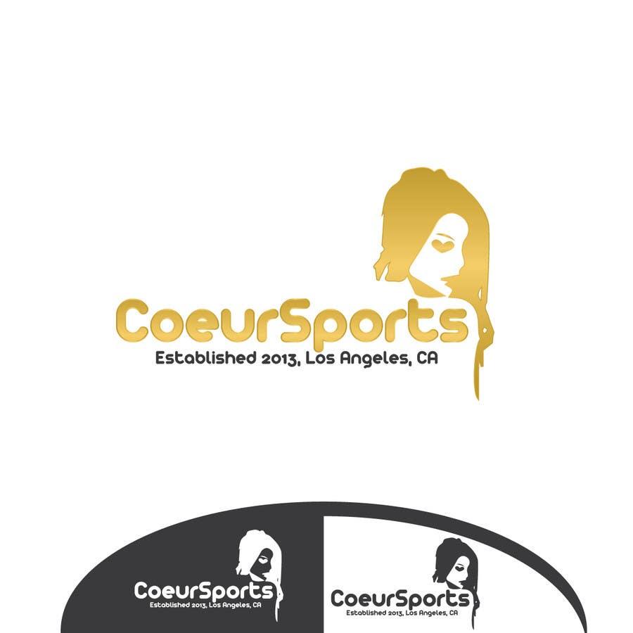 Penyertaan Peraduan #153 untuk Design a Logo for a women's specific endurance sports apparel company