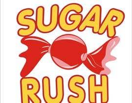#19 untuk Design a Logo for sugar rush oleh Anakuki