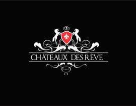 #45 para Design a Logo for châteauxdesrêve.com por FERNANDOX1977