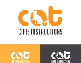 #15 untuk Design a Logo for a Cat Care Site oleh Gulayim
