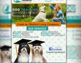 #14 for Dog Obedience Flyer Design by adidoank123