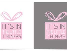 "#32 para ReDesign a Logo for ""It's In The Little Things"" por indraDhe"