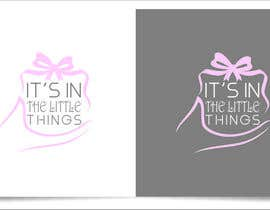 "#83 untuk ReDesign a Logo for ""It's In The Little Things"" oleh indraDhe"