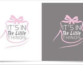"#96 untuk ReDesign a Logo for ""It's In The Little Things"" oleh indraDhe"