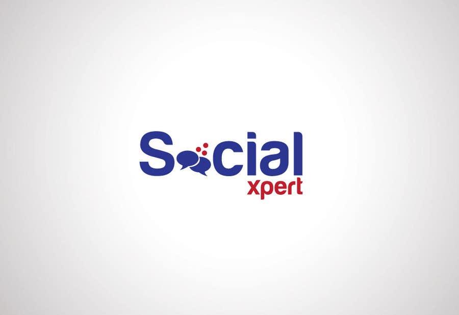 Penyertaan Peraduan #41 untuk Design a logo for SocialMedia company