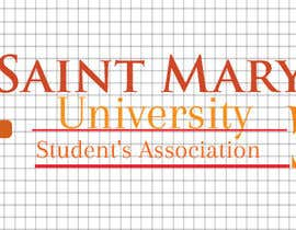 #2 para Design a Logo for Saint Mary's University Student's Association por actdesigners50