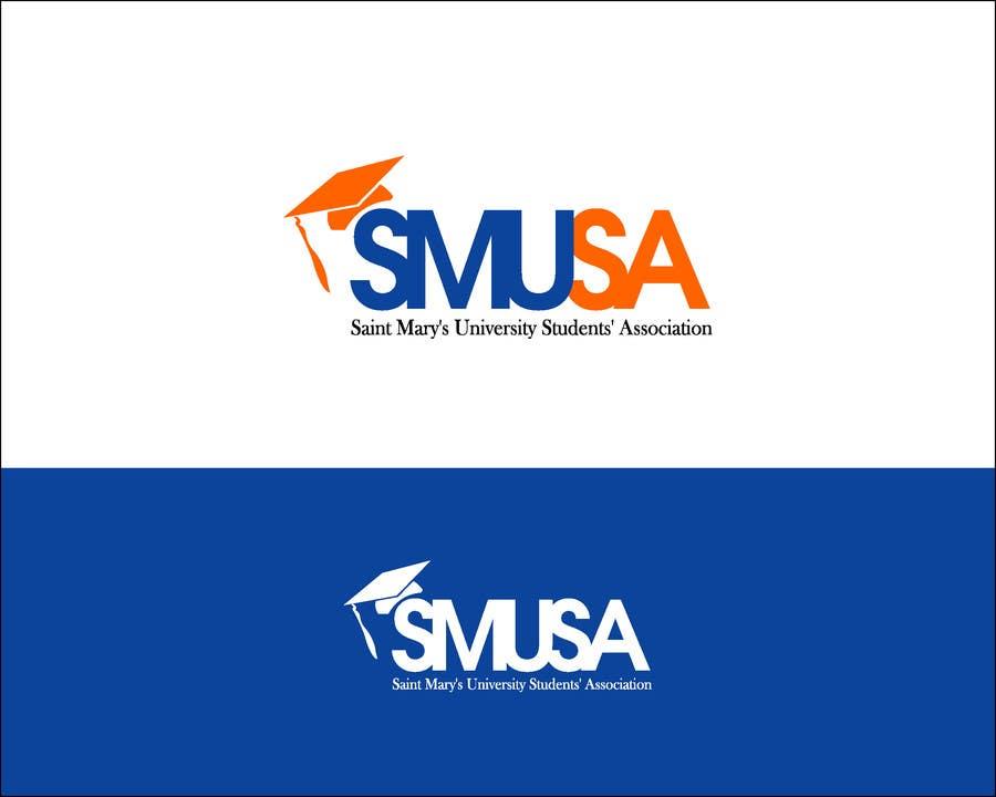 Konkurrenceindlæg #229 for Design a Logo for Saint Mary's University Student's Association