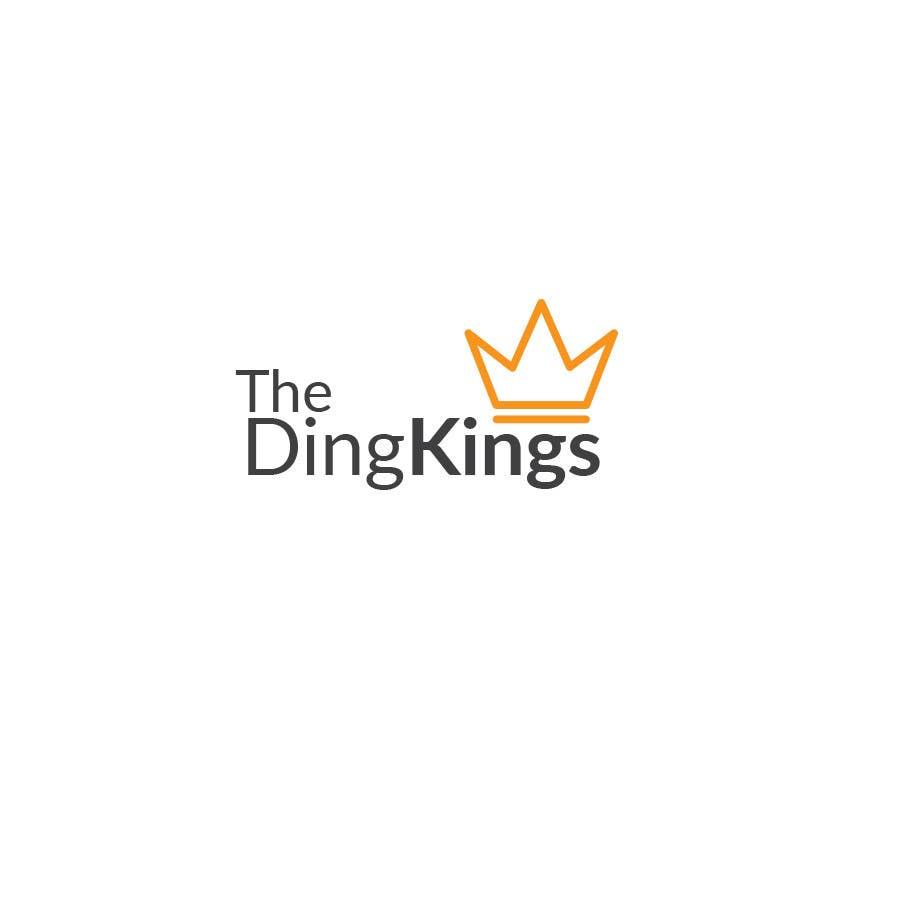 Penyertaan Peraduan #13 untuk Develop a Corporate Identity for The Ding Kings