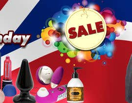 #22 for Design a Banner for My Adult Website (Queens Birthday Sale!) by amitroy777