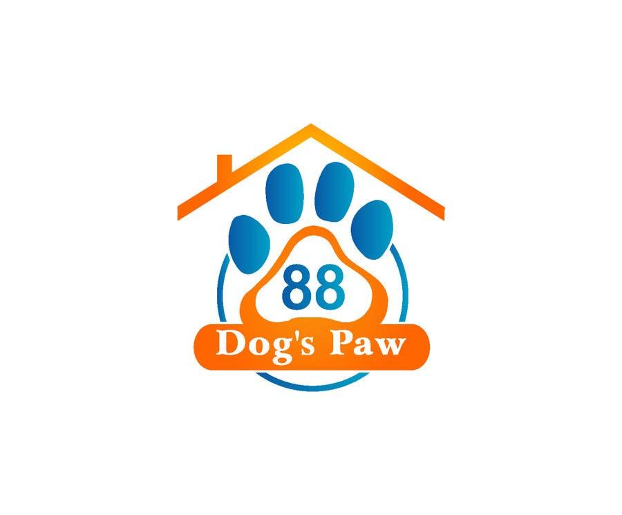 Inscrição nº 913 do Concurso para Create a Logo of a Dog's Paw