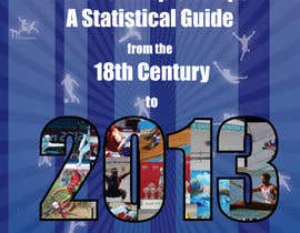 #2 para Book cover for book on sports statistics por tedatkinson123