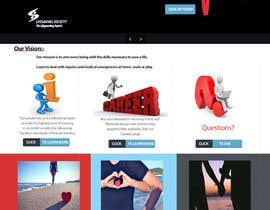 harisramzan11 tarafından Design a Website Mockup - 2 için no 1