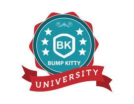 #16 for Bump Kitty College af designerdesk26
