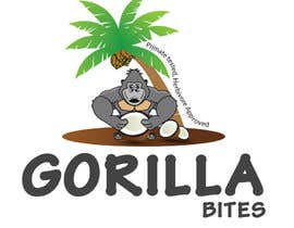 #31 for Design a Logo for Gorilla Bites af srossa001
