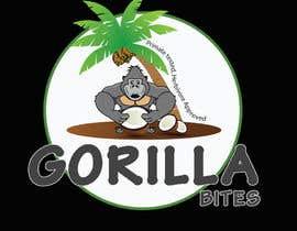 #33 para Design a Logo for Gorilla Bites por srossa001