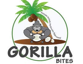 #34 for Design a Logo for Gorilla Bites af srossa001
