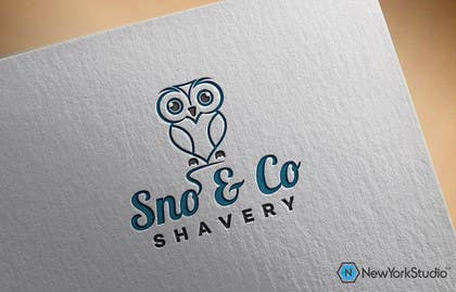 #52 for Design a Logo for shaved snow desert business. af SergiuDorin