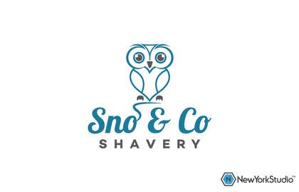 #53 for Design a Logo for shaved snow desert business. af SergiuDorin
