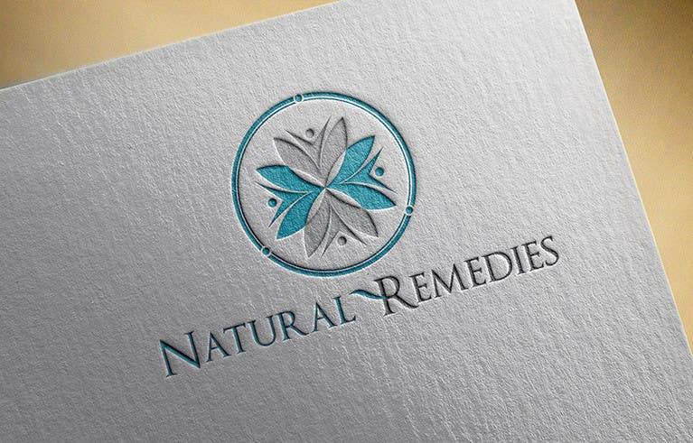 Inscrição nº 27 do Concurso para Design a Logo for Natural Remedies