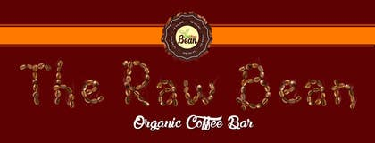 #5 untuk Organic Coffee Bar, raw food cafe oleh malg321