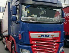 #27 para Alter some images -- add logo on trucks por DanteRH
